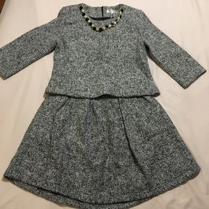 Tops - Designer Wool Outfit